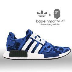 Adidas NMD x Bape \