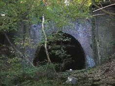 Mapperley Tunnel - Nottingham (music- And Then by Richard Snow) - YouTube