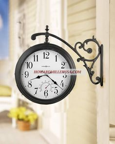 World map wooden wall clock at laura ashley new house pinterest 625 358 howard miller weather maritime indoor outdoor clocks625358 luis gumiabroncs Choice Image