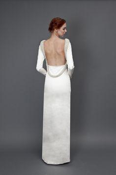 Photography By / http://angelakaren.com,Dresses By / http://heidielnora.com  White Dresses #2dayslook #WhiteDresses #sunayildirim  #watsonlucy723  www.2dayslook.com