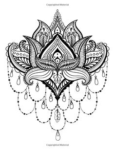 Inner Peace - Adult Coloring Books: Beautiful Images Promoting Mindfulness, Wellness, And Inner Harmony (Yoga and Hindu Inspired Drawings included): Trendi Mindi: 9781945006234: Amazon.com: Books
