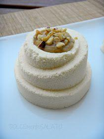 DOLCEmente SALATO: Bavarese alla nocciola Formulas, Mousse, Cheesecake, Pudding, Desserts, Gelato, Food, Tailgate Desserts, Deserts