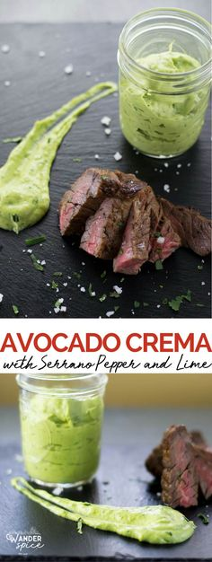 Avocado Cream Recipe