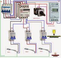 Esquemas eléctricos: Esquema electrico alumbrado publico
