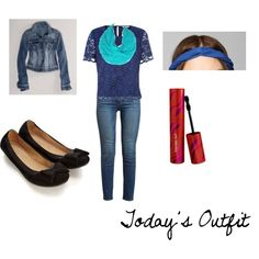 """""""Today's Outfit 2/28"""" by jillianpino18 on Polyvore"""