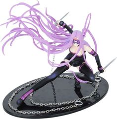 Enterbrain FATESTAY NIGHT  Rider 17 Scale PVC Statue *** See this great product.