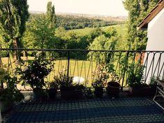 Blick vom Balkon Stuttgart