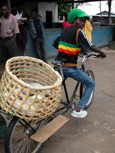 Worldbike exists as a challenge to the bicycle industry, particularly in the world's bicycling centers of Taiwan, China, and India, to design bicycles for customers in developing countries. The bike weighs about the same as the inexpensive single-speed bicycles sold throughout East Africa, but is engineered to be comfortable, safe, stylish, with a higher carrying capacity.