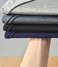 The T-shirt.  Every man's favorite style piece.  It's simple, like most men, and requires very few decisions when wearing one.  Or does it?  It has been the default item of apparel for most guys.  We buy them in bulk, often from the same brand and don't think about replacing them until the