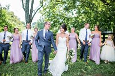 White, navy blue and lavender wedding party wedding lavender A Navy & Lavender Summer Wedding White Tuxedo Wedding, Blue Suit Wedding, Lilac Wedding, Wedding Colors, Wedding Ideas, Wedding Flowers, Wedding Stuff, Wedding Tuxedos, Wedding Book
