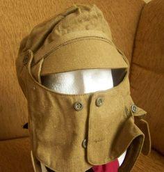 "Red Army ""Afghanka"" field cap"