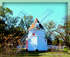 Yorktown Windmill, Yorktown, Virginia