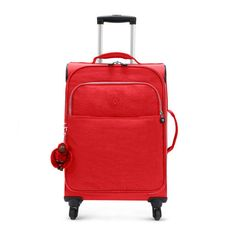 b9a06c640 Kipling Parker Small Wheeled Luggage (9.715 RUB) ❤ liked on Polyvore  featuring bags,
