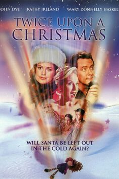 Twice Upon A Christmas, another Hallmark Channel Christmas movie