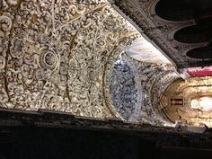 Santa Maria la Blanca. Bombonera desconocida.