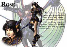 legend of dragoon: Rose