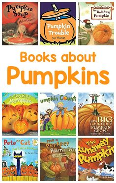 Pumpkin Books to Read with Kids Today
