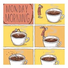 Monday Morning feelings right now. Good morning people! #bomdia #goodmorning #gutenmorgen #gutenmorgendeutschland #bonjour #startstrong #butfirstcoffee