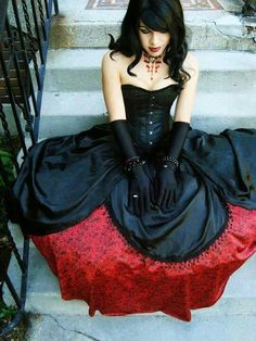 74db6a3c811 Beautiful Goth Women
