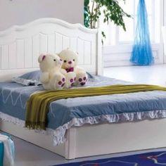 Кровать детская - 4361 грн.  В комплект кровати входят: каркас кровати с плоским днищем, изголовье. Рекомендуемые размеры матраса - 1200х2000 мм. Матрас в комплект не включен.