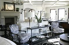 Libby Langdon Interior Design Portfolio - The New England Home Design Challenge