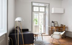 Small apartment filled with inspiring details