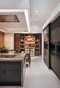 Cozinha e sala de refeições integrada / Duda Porto Arquitetura