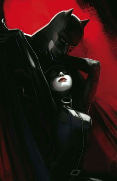 Bat and Cat #rebirth
