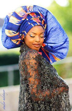 Turbantes - Identidade Africana