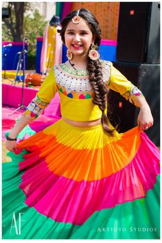 Baby Wedding Dresses Kids Indian Wear Online On Student Show Kids Dress Wear, Kids Gown, Kids Wear, Baby Dress, Sew Dress, Wedding Dresses For Kids, Dresses Kids Girl, Kids Outfits, Kids Lehenga Choli