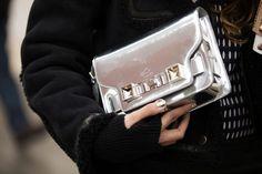 New York Fashion Week Street Style - Best Handbags 2013