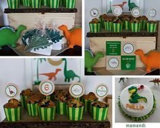 Dinosaur Themed 6th Birthday Party with Lots of Awesome Ideas via Kara's Party Ideas | KarasPartyIdeas.com #Dinosaurs #Party #Ideas #Supplies (15)