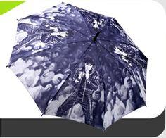 Elvis Umbrella...how cool is that...