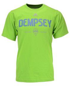 adidas Men's Clint Dempsey Seattle Sounders Fc ClimaLITE T-Shirt