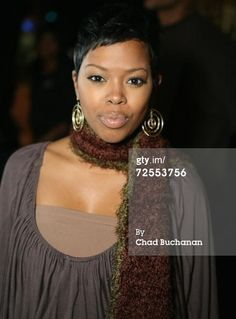 News Photo: Malinda Williams attends Sony Urban Musics singing party…