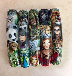 3d Nail Art, 3d Nails, Art Competitions, Mix Media, Drinking Tea, Nail Art Designs, French, Flat, Finger Nails
