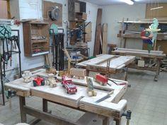 סדנת נגרות קבוצתית - בניית צעצועים מעץ  www.wood-lift.com