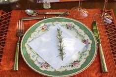 uma mesa para a louça Condessa de Tânia Bulhões