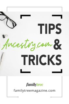 Not sure where to start on Ancestry.com? Follow these research tips and tricks to get on the right track. Genealogy Websites, Genealogy Research, Family Tree Maker, Ancestry Dna, Family Search, You Lied, Cool Websites, Family History, Life Hacks