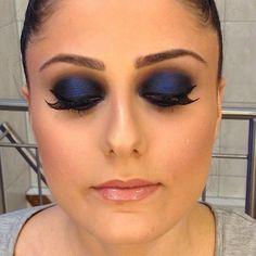 #ShareIG Dark Blue Eyes by gloriaU
