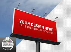 Free billboard psd mockup | billboard psd mockup free download | outdoor billboard psd mockups |