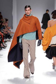 Male Fashion Trends: Dino Alves Fall-Winter 2018 - Moda Lisboa Runway Show