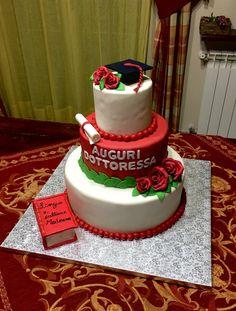 #cake #laurea
