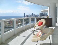 Apartamento em Miami ganha aconchego com ambientes minimalistas (Foto: Divulgação)