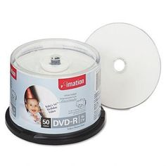 IMN17350 - DVD-R Recordable Discs on Spindle by Imation. $40.46. DVD-R Recordable Discs on Spindle