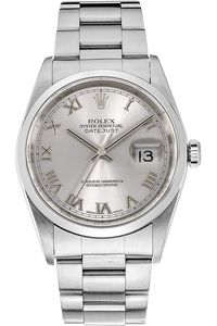 PRE-OWNED ROLEX Stainless Steel Datejust Automatic