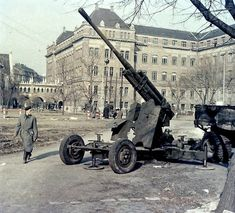 Budapest, Cannon, Revolution, Military, History, Travel, Hungary, Trips, Revolutions