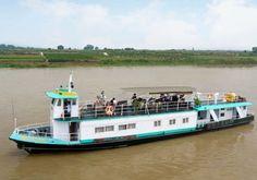 tàu thủy du lịch sông Hồng