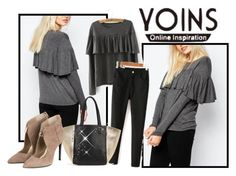"""Yoins II-20"" by azra-90 ❤ liked on Polyvore featuring MustHave, autumn, autumnstyle, fall2015 and yoins"