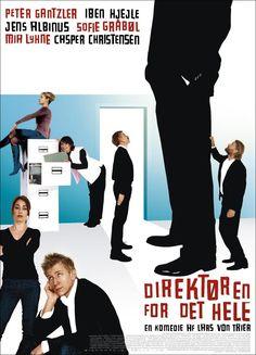 El jefe de todo esto (2006) - Lars von Trier